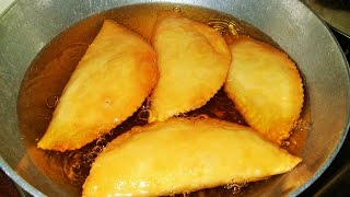 getlinkyoutube.com-How to make Karanji / Gujiya? - Maharashtrian Recipe