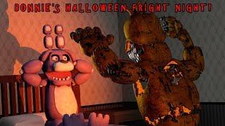 [SFM] FNAF - Bonnie's Halloween Fright Night!