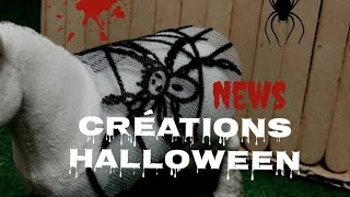 getlinkyoutube.com-News créations Halloween 👻