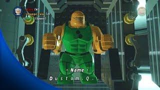 getlinkyoutube.com-LEGO Marvel Super Heroes - How to Make Custom Big Fig Characters