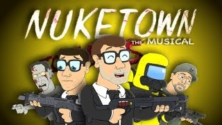 getlinkyoutube.com-♪ NUKETOWN THE MUSICAL FEAT. CHUCK TESTA - Black Ops 2 Zombies Parody