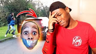 My little brother got kidnapped..(Diss Track)