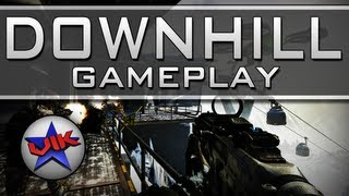 Black Ops 2 DOWNHILL Gameplay with Diamond Peacekeeper - Revolution DLC