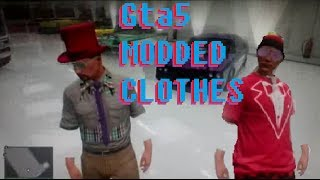 getlinkyoutube.com-GTA 5 MODDED CLOTHES! CRAZY!!!