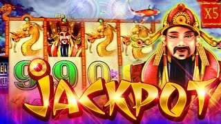 getlinkyoutube.com-MAX BET PLAY + BONUS, JACKPOT HANDPAY!!! Choy Sun Doa 5c Aristocrat Video Slots
