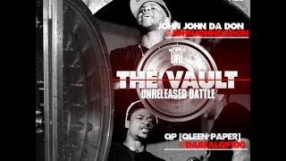getlinkyoutube.com-QP VS JOHN JOHN DA DON SMACK / URL: THE VAULT