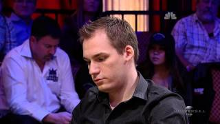 National Heads Up Poker Championship 2013 - Episode 1