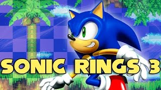 Sonic Rings 3 - Walkthrough
