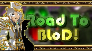 =AQW= Road To BLoD! {Getting NEW Blinding Weapon of Destiny!} EP5