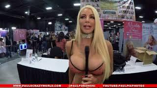 Raw Interview Nicolette Shea 2017 NJ Exxxotica Expo