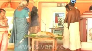 Suthumalai Gnanavairavar 8th Thiruvizha