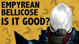getlinkyoutube.com-Destiny - EMPYREAN BELLICOSE - Good Titan Helm?!?