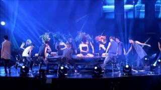 """getlinkyoutube.com-140921 EXO TLP in Beijing """"Moonlight"""""""
