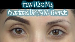 "getlinkyoutube.com-Anastasia Beverly Hills ""DIPBROW"" Demo"