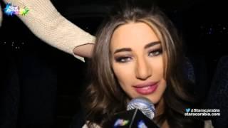 getlinkyoutube.com-دينا عادل من مصر مراسلة في الباص بعد انتهاء البرايم 9 من ستار اكاديمي 11