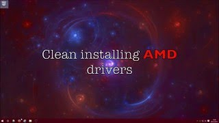 getlinkyoutube.com-Clean install of AMD Crimson