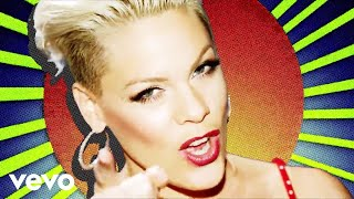 P!nk – True Love ft. Lily Allen