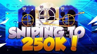 getlinkyoutube.com-FIFA 16: Sniping to 250k #6 | GREAT PROFIT!!