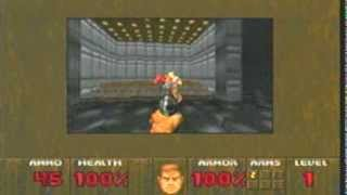 getlinkyoutube.com-Atari Jaguar Vs 3DO: DOOM