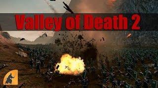 getlinkyoutube.com-Shogun 2 Massive Battle: Valley of Death 2