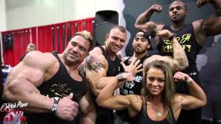 getlinkyoutube.com-ARNOLD 2015- 5%ERS BOOTH KILLED THAT SH*T- Rich Piana