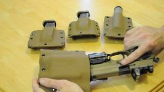getlinkyoutube.com-FNP-45 Tactical Review Part 3 of 3: Conceal Carry Holster (NOT) Raven Concealment
