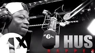 Fire In The Booth – J Hus