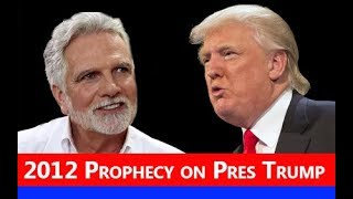 John Paul Jackson Prophecy on President Donald Trump