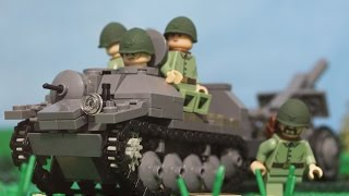 getlinkyoutube.com-1941 Lego World War Two Battle of Brody