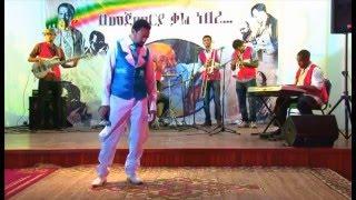 getlinkyoutube.com-Ethiopia | Amharic poem: Abebaw Melaku (with Tobiya Poetic Jazz Group) - Metenten (መተንተን)