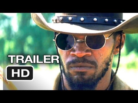 Django Unchained Official Trailer #2 (2012) - Quentin Tarantino Movie HD