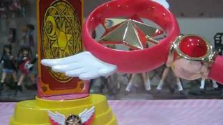 getlinkyoutube.com-ARR - Bandai Cardcaptor Sakura Star Wand (DX Star Power Set) Review カードキャプターさくら 星の杖 レビュー
