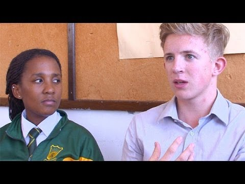 Langa High & Swedish Students Part 1