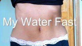getlinkyoutube.com-13 Day Water Fast Success! Food Allergies Gone!
