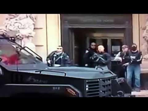 Tiroteio e terrorismo no Canadá Ottawa 22/10/2014