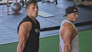 I'm A Student | Practice With 2X Olympia Champ Jeremy Buendia