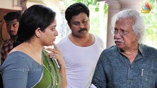 getlinkyoutube.com-Pinneyum Movie Shooting Spot     Kavya Madhavan, Dileep   Innaugration
