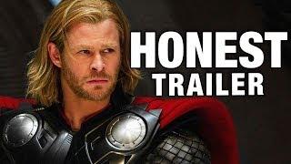 getlinkyoutube.com-Honest Trailers - Thor
