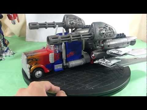 DOTM Jetwing Optimus Prime Part 3