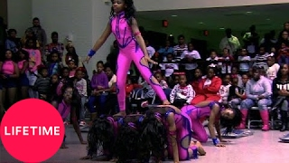 getlinkyoutube.com-Bring It!: Stand Battle: Dancing Dolls vs. Infamous Dancerettes Slow Stand (S2 , E5) | Lifetime