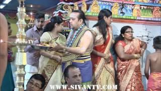 சூரிச் அருள்மிகு சிவன் கோவில் சப்பறத் திருவிழா. 08.07.2016