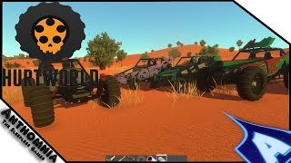 Hurtworld | Vehicle Paint Skin | Vehicle Paint ( How to paint a vehicle )