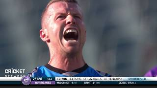 Adelaide Strikers v Hobart Hurricanes, BBL|07 Final