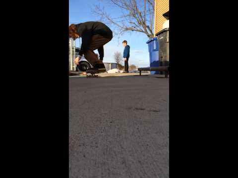 Jul drouin slow motion kickflip