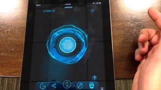 getlinkyoutube.com-Marvel's Iron Man 3 JARVIS Second Screen App Review
