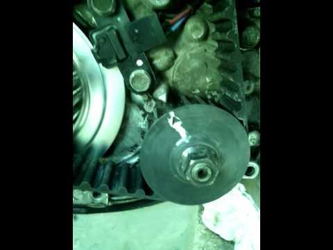 Метки двигателя 4G64