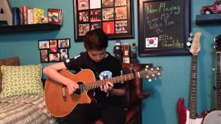 Love Me Like You Do - Ellie Goulding - Fingerstyle Guitar Cover