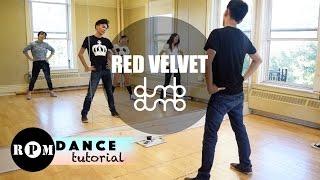 """getlinkyoutube.com-Red Velvet """"Dumb Dumb"""" Dance Tutorial (Chorus)"""