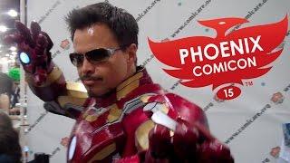 Phoenix Comicon 2015   Cosplay Music Video