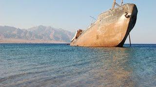 getlinkyoutube.com-ما هو سر السفينة   الغارقة في البحر الأحمر What is the secret behind the wrecked ship